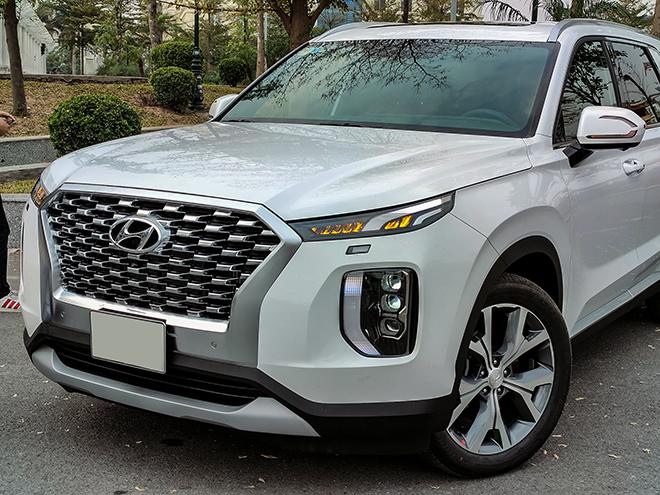 Có nên mua Hyundai Palisade nhập tư nhân và có giá 2,5 tỷ đồng - 4
