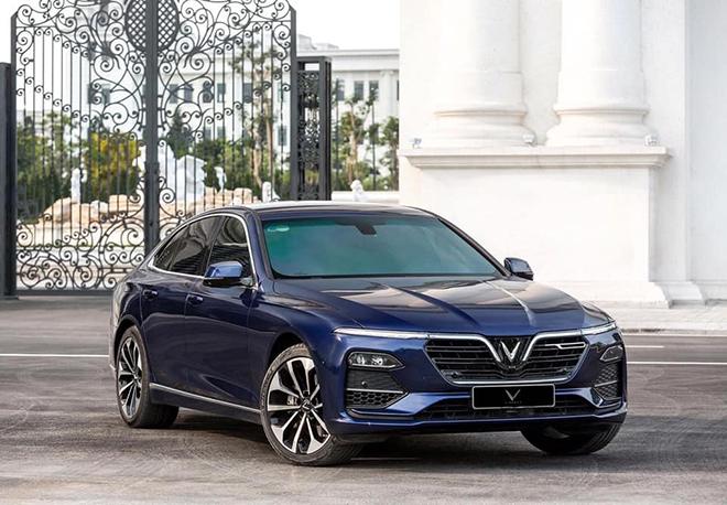 Giá xe VinFast Lux A2.0 lăn bánh tháng 4/2021 - 1