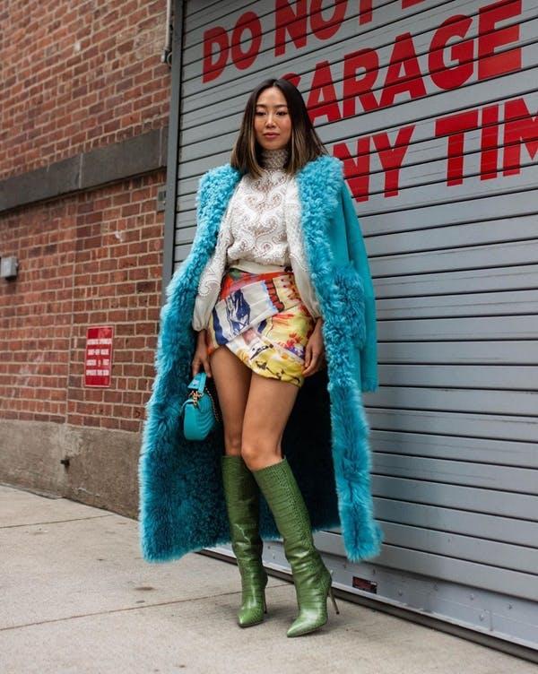 """4 fashionista Hàn Quốc """"công phá"""" thời trang thế giới - 4"""