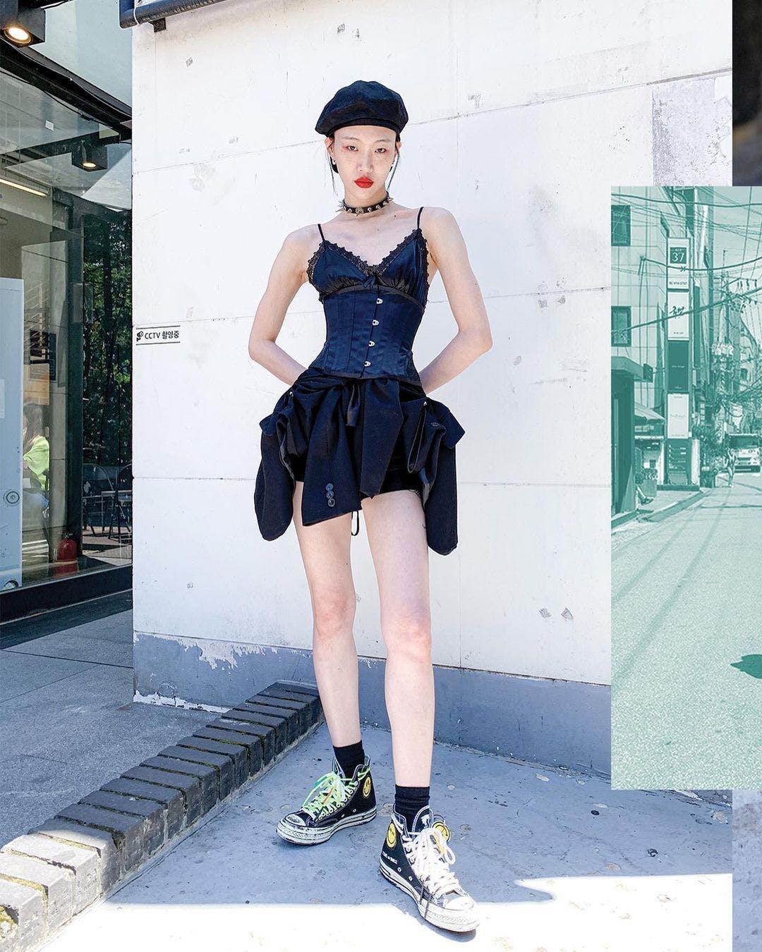 """4 fashionista Hàn Quốc """"công phá"""" thời trang thế giới - 7"""
