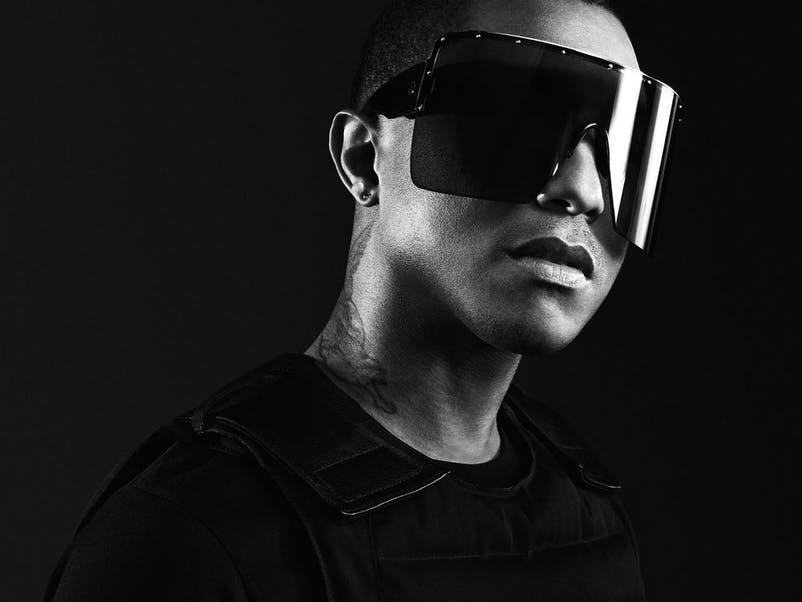 """5 sự kết hợp """"ăn tiền"""" của siêu sao Pharrell Williams và các ông lớn thời trang - 5"""