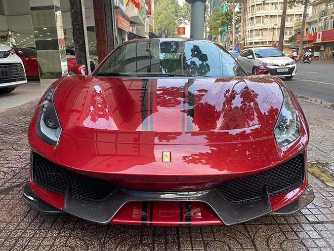 Siêu ngựa Ferrari 488 Pista Spider thứ 2 được đưa về Việt Nam - 3
