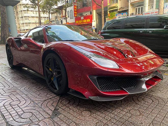 Siêu ngựa Ferrari 488 Pista Spider thứ 2 được đưa về Việt Nam - 5