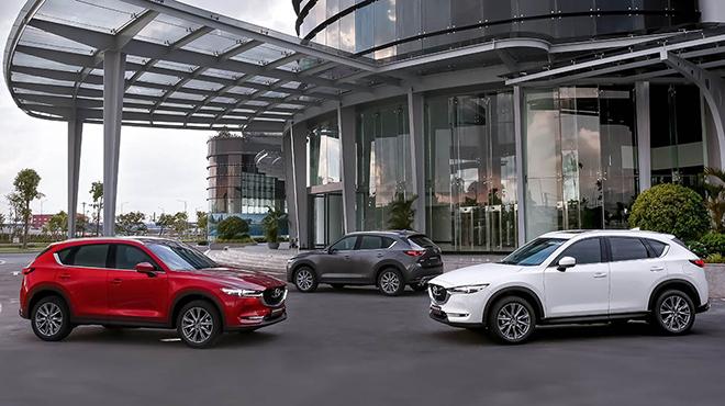 So sánh Mazda CX5 2.5AT AWD và Outlander AWD, tầm giá 1 tỷ đồng chọn xe nào? - 7