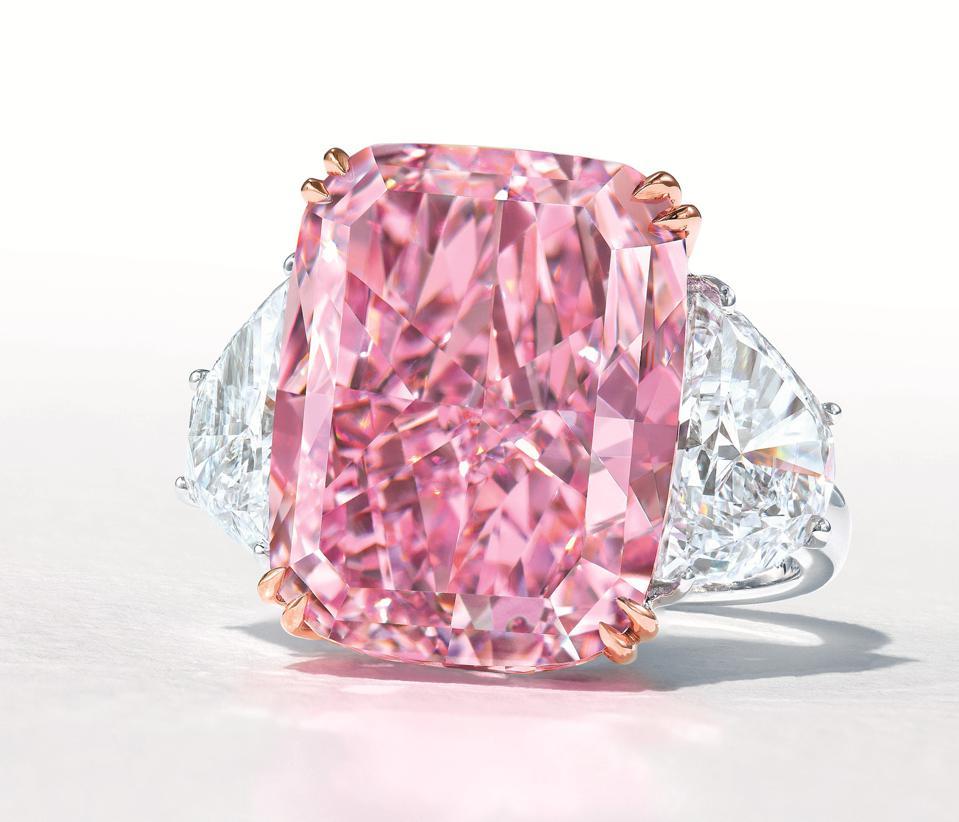 Viên kim cương cực hiếm lớn nhất thế giới sắp được bán giá gần nghìn tỷ - 1