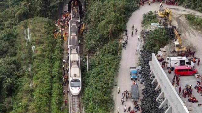 Những bí ẩn trong thảm họa tai nạn đường sắt tại Đài Loan - 1