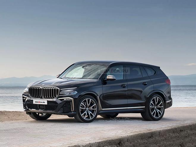 BMW X8 xuất hiện trên đường thử, dự đoán màn trở lại nhiều bất ngờ - 10