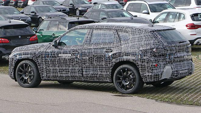 BMW X8 xuất hiện trên đường thử, dự đoán màn trở lại nhiều bất ngờ - 5