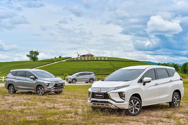 Giá xe Mitsubishi Xpander lăn bánh tháng 4/2021 - 1