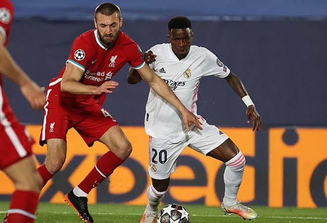 Kết quả bóng đá Cúp C1, Real Madrid - Liverpool: Cú đúp siêu sao, lợi thế tưng bừng - 1