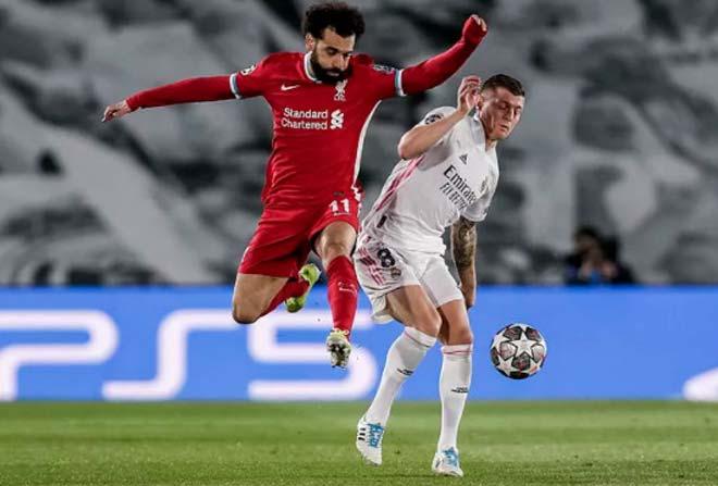 """Mãn nhãn Cúp C1: Liverpool sai lầm nối tiếp sai lầm, gục ngã vì """"cáo già"""" Real - 1"""