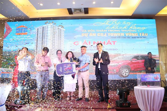 Sự kiện tri ân khách hàng mua căn hộ CSJ Tower Vũng Tàu ngày 04/04/2021 - 1