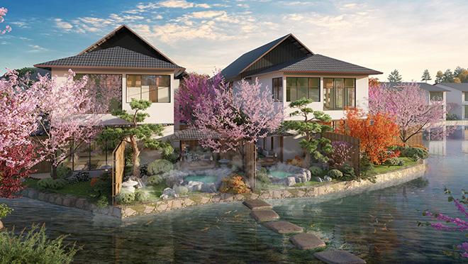 Sun Onen Village - Limited Edition: Tinh hoa kiến trúc và phong cách nghỉ dưỡng Nhật Bản - 1