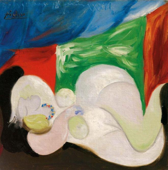 """""""Tiểu Jack Ma"""" chi gần 500 tỷ đồng mua tranh khỏa thân của Picasso - 1"""