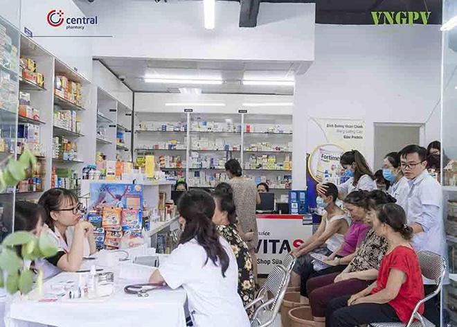 Nhà thuốc Central Pharmacy - Nhà thuốc online uy tín tại Hà Nội - 1