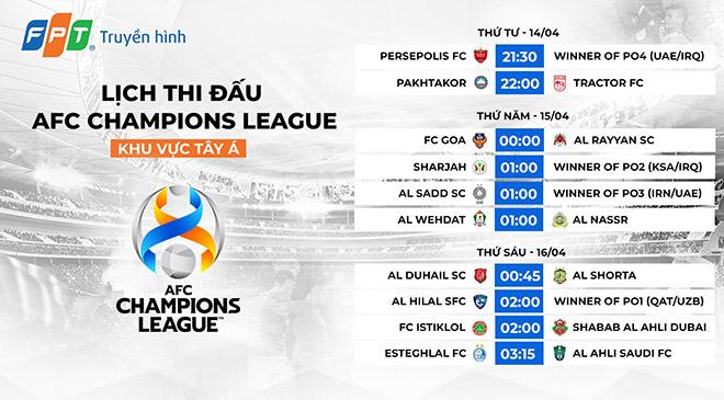 AFC Champions League 2021 chính thức khởi tranh trong tháng 4/2021 - 1