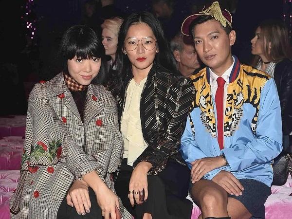 10 năm thế hệ hot blogger châu Á càn quét làng thời trang - 1