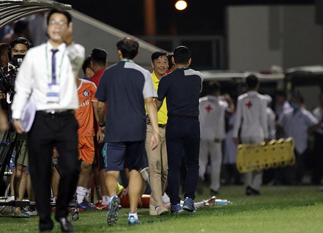 HAGL phá dớp 15 năm không thắng ở Đà Nẵng, thầy trò HLV Kiatisak ăn mừng như vô địch - 5