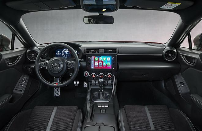 Toyota GR 86 thế hệ mới lộ diện, kiểu dáng mới thay đổi động cơ - 5