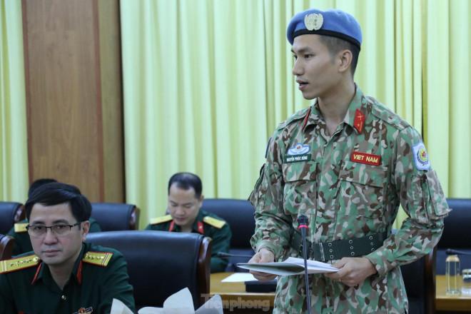 Chủ tịch nước cử sĩ quan Việt Nam thứ ba tới trụ sở Liên hợp quốc - 1
