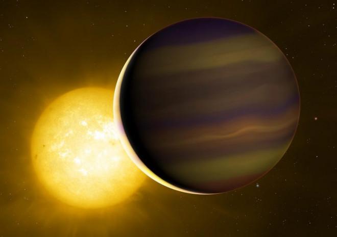 Lần đầu tiên phát hiện một hành tinh… biết chạy - 1