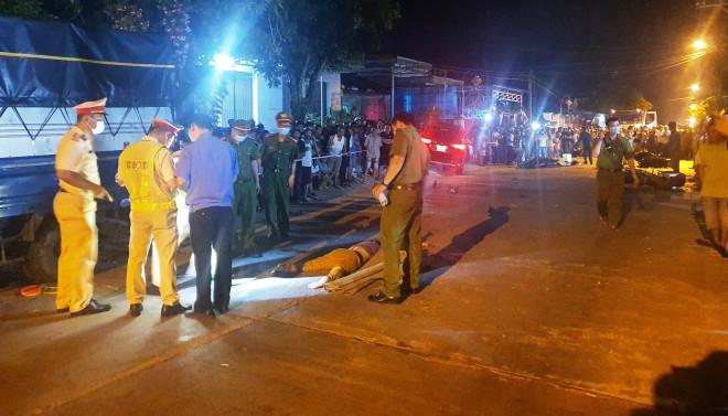 Quảng Nam: Tai nạn nghiêm trọng khiến 8 người thương vong - 1