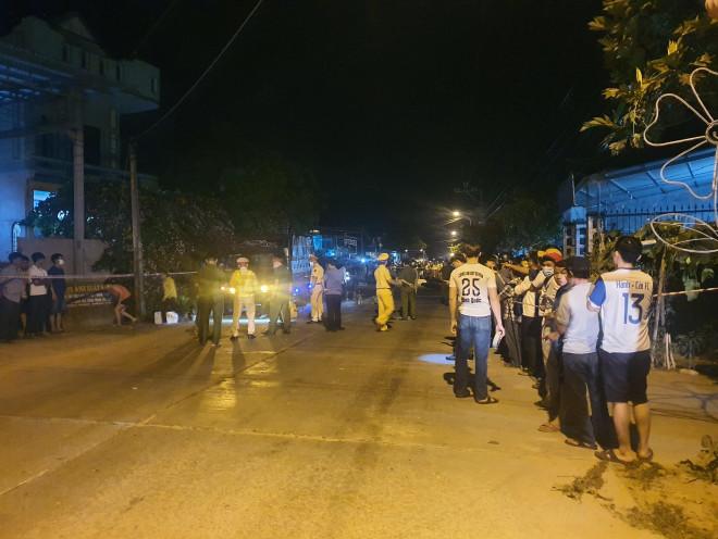 Chùm ảnh: Hiện trường vụ tai nạn kinh hoàng ở Quảng Nam - 1