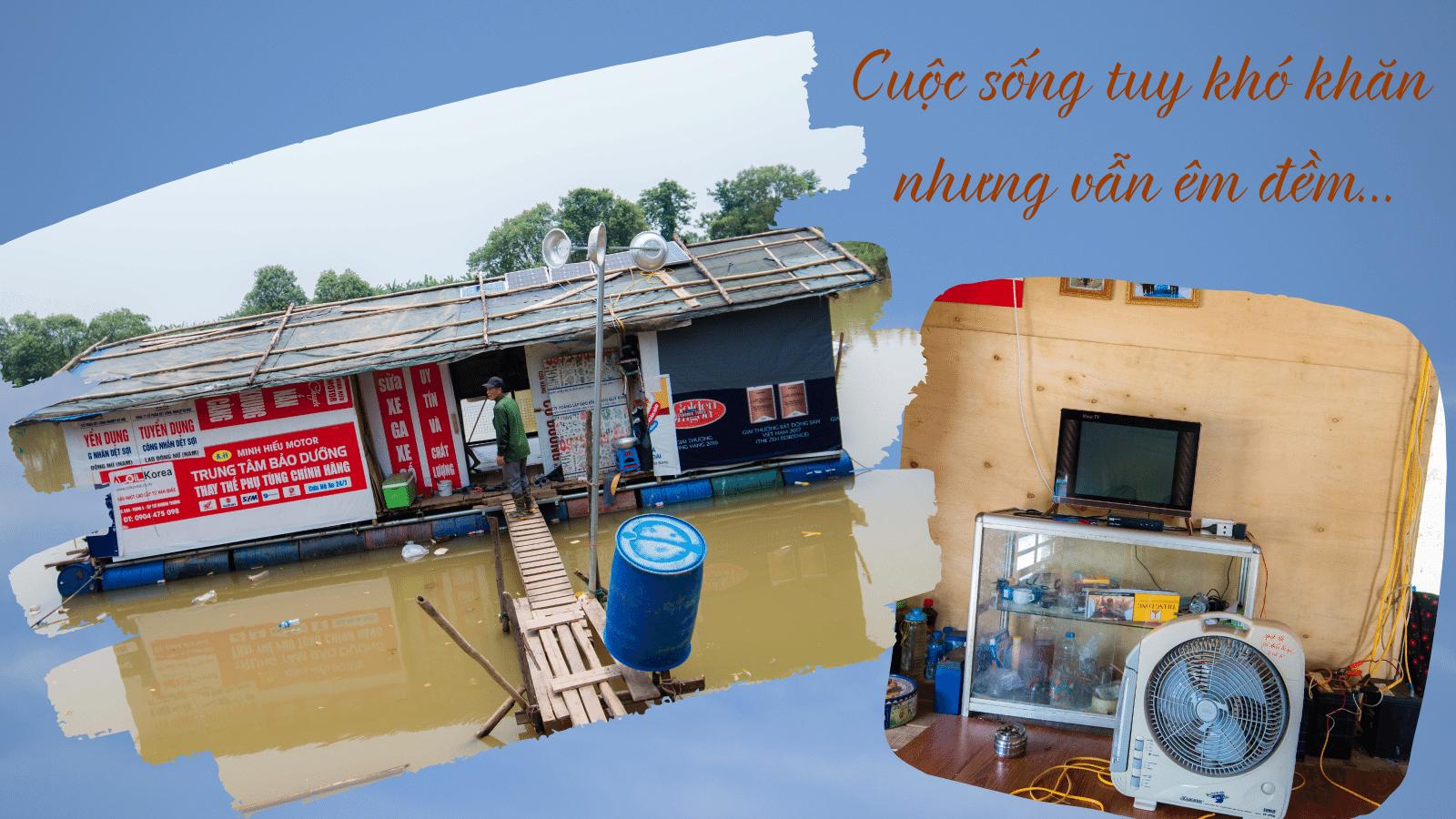 Thu nhập 60 nghìn/ngày: Cuộc sống của lao động nghèo dưới chân cầu Long Biên như thế nào? - 7