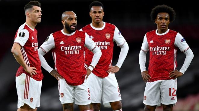 Arsenal đánh rơi chiến thắng phút cuối: Nội bộ bất hòa, Arteta chỉ trích 2 tội đồ - 1