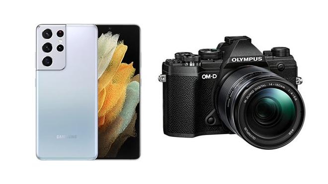 Galaxy S22 sẽ bứt phá nhiếp ảnh với công nghệ từ Olympus - 1