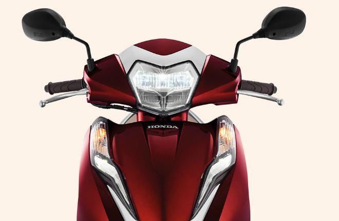 """Bảng giá xe Honda LEAD trong tháng 4/2021: Xe tay ga """"quốc dân"""" - 5"""