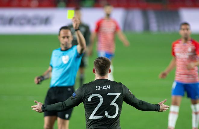 """Nghi án 3 SAO MU """"tẩy thẻ"""" trước Granada để đá bán kết Europa League - 1"""