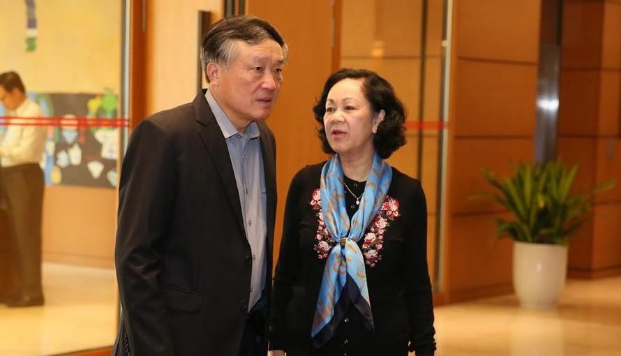 Phân công 4 Ủy viên Bộ Chính trị tham gia Ban Bí thư - 1