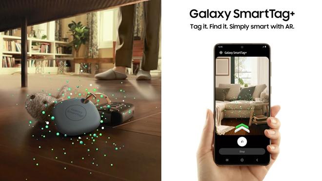 Ra mắt thẻ Galaxy Smartag+, Samsung dẫn trước Apple một nước cờ - 1
