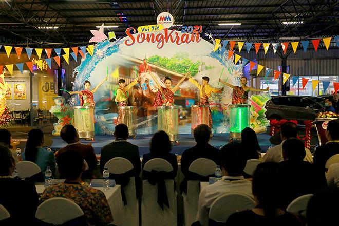 """Tuần hàng mua sắm """"Vui Tết Songkran"""" tại MM Mega Market - 1"""