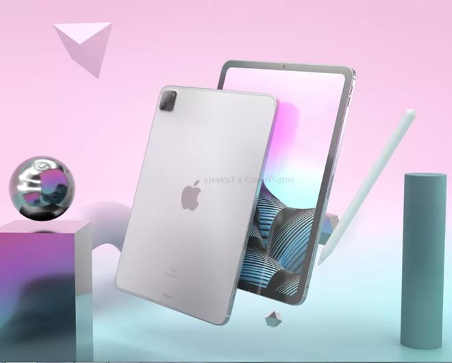 iPad 2021 sẽ ra mắt vào tuần sau, iFan sẵn sàng chưa? - 1