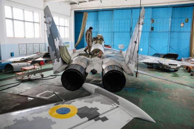 Số phận Không quân Ukraine sẽ đi về đâu khi đối đầu với Không quân Nga? - 1