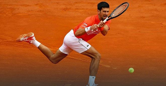 Phân nhánh Monte Carlo 2021: Nadal gặp khó, hẹn Djokovic ở chung kết - 1