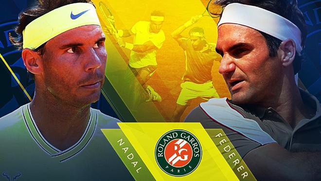 """Federer """"né"""" Nadal bỏ Roland Garros, bị chê sai lầm trước thềm Wimbledon - 1"""