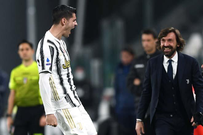 """Ronaldo ra yêu sách quá đáng, ép """"ông trùm"""" Juventus tiễn Morata - 1"""