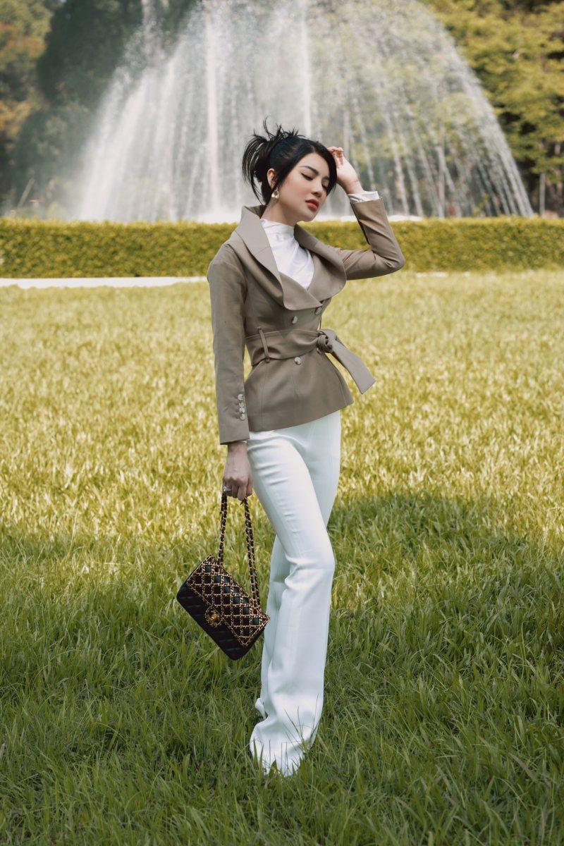 Người đẹp Bolero cá tính hơn khi thử nghiệm phong cách menswear - 9