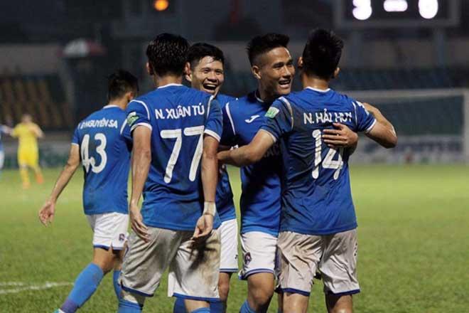 Tin mới nhất CLB Quảng Ninh nợ lương 8 tháng: Chi 4,5 tỷ đồng để cầu thủ đá V-League - 1