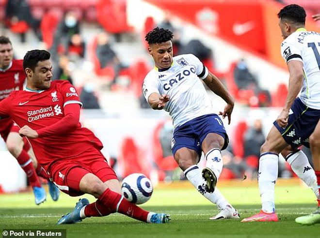 Video Liverpool - Aston Villa: Vỡ òa phút bù giờ, ngược dòng gay cấn - 1