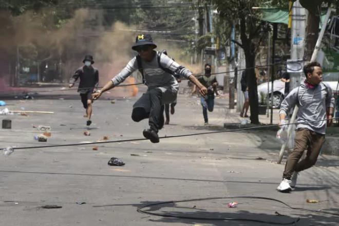 Myanmar: Một đồn cảnh sát bị tấn công, 10 người thiệt mạng - 1