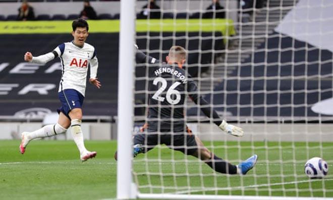 Video Tottenham - MU: 3 bàn liên tiếp, ngược dòng xuất sắc hiệp 2 - 1
