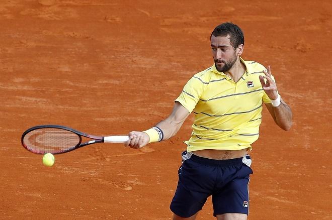 """Goffin hạ cựu vương US Open ở Monte Carlo, """"trai hư"""" Tomic thua ngay vòng loại - 1"""