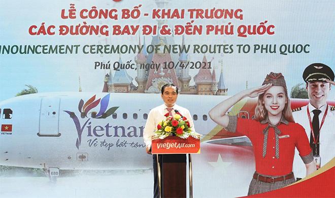 Vietjet kết nối Phú Quốc với Thanh Hoá, Đà Lạt, Nha Trang, Huế, Cần Thơ - 1