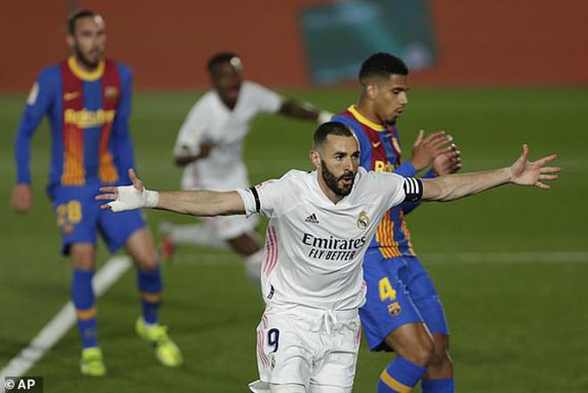 """Zidane lo học trò """"hết pin"""" ở Cúp C1 sau trận """"thủy chiến"""" với Barca - 1"""