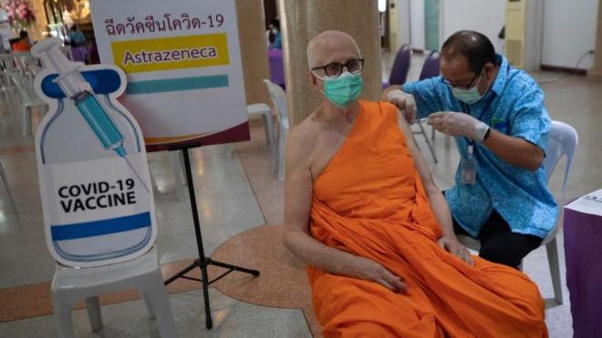 Mỗi ngày vài trăm ca COVID-19 mới, Thái Lan - Campuchia trong tình trạng báo động - 1