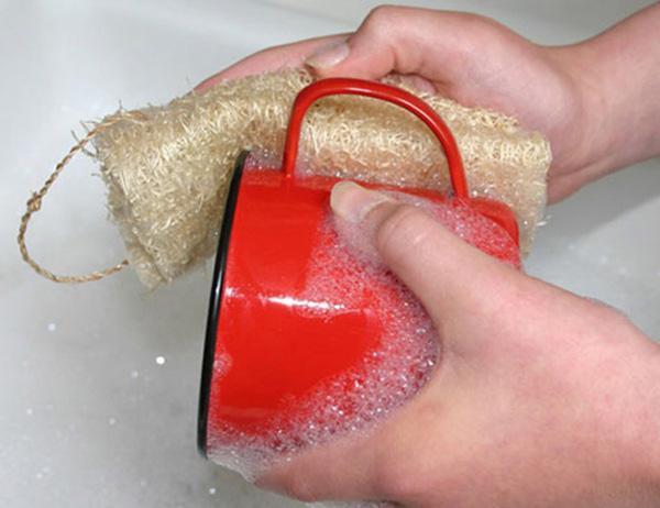 Kinh ngạc thứ hay dùng để rửa bát lại là vị thuốc cần thiết cho rất nhiều người - 1